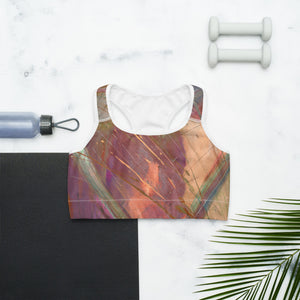"""Heart of Color"" Sports Bra"