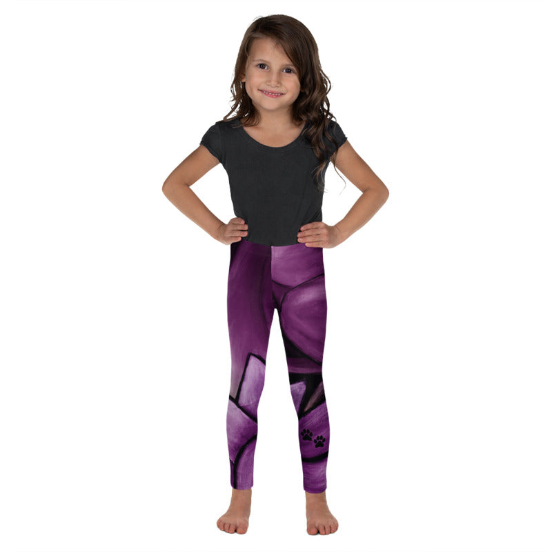 """Paws and Claws II"" Leggings for Kids"