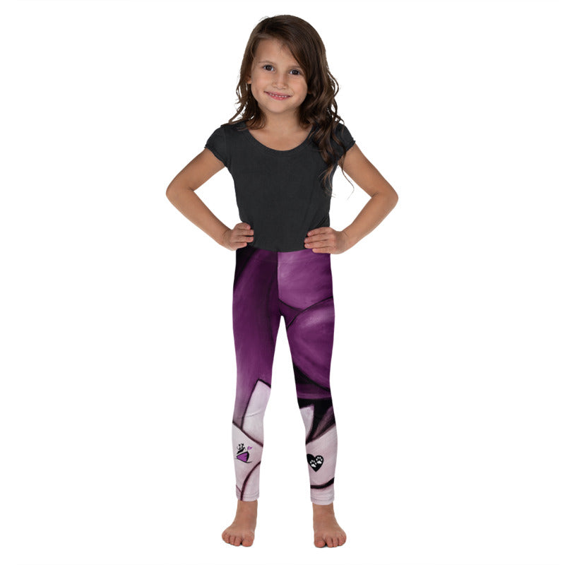 """ARC Paws and Claws for Good!"" Fine Art Leggings for Kids"