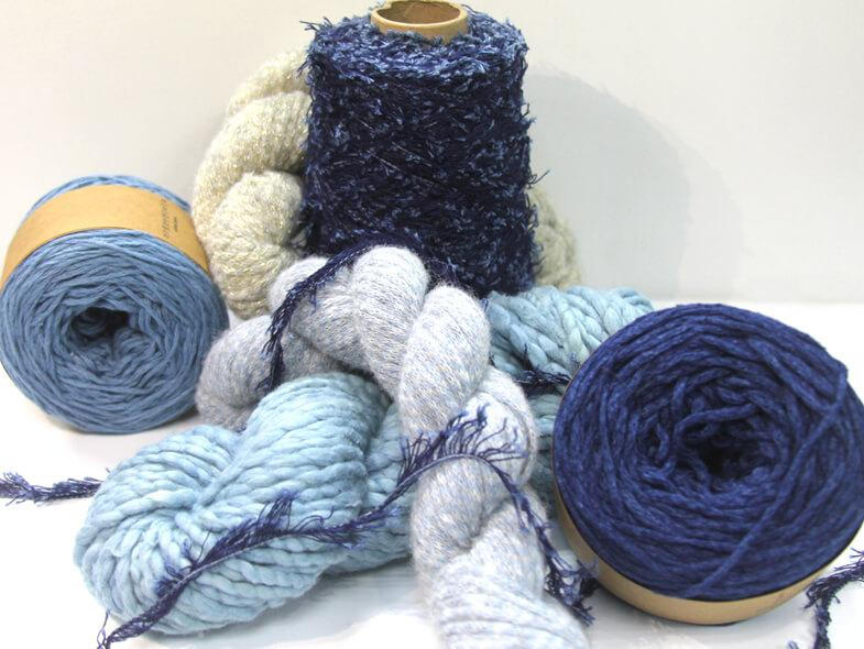 How to Level Up Your Knitting? Chainette Yarns are the answer