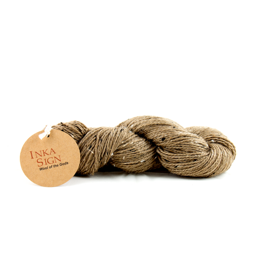 Wool Yarn Beige