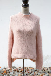 Chikan pullover knitting kit