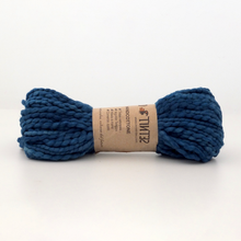Load image into Gallery viewer, Handspun Yarn Indigo
