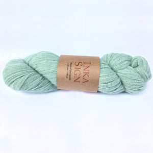 Unique yarn baby alpaca