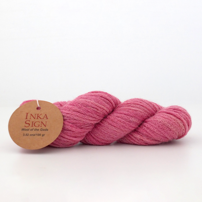 Natural Dyed Yarn Alpaca