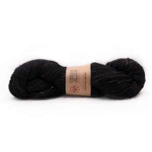 Alpaca Yarn For Knitting Black