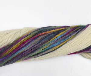 Baby alpaca Yarn AMY Dyed