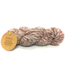 Load image into Gallery viewer, Pink Stick Alpaca Wool Chunky Yarn Sierra Yarn