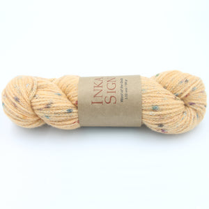 Alpaca Yarn For Knitting orange