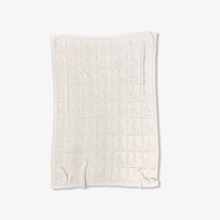 Load image into Gallery viewer, Organic baby Blanket White