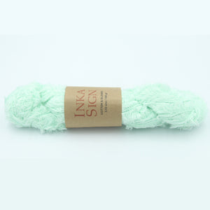 Fur pima cotton yarn Rachel