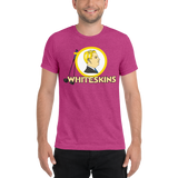 Throwback NW Neon Whiteskins Short sleeve T