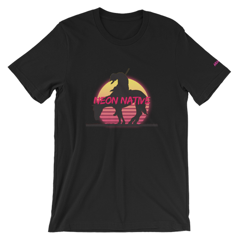 End of the Neon Trail Short-Sleeve Unisex T-Shirt
