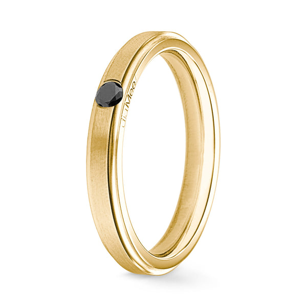 Alliance Diamant noir One4Mee - One 0.1 ct