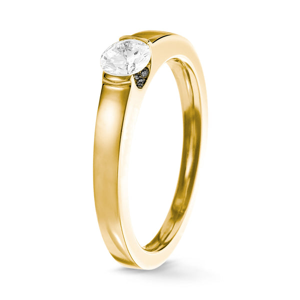 Bague de fiancailles - Solitaire Collection N°02