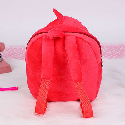 Cute Baby Shark Soft Plush School Bag Kids Backpack