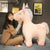 Lovely Unicorn Rainbow Horse Soft Plush Toys Stuffed Dolls Gift