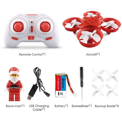 Flying Santa Claus Mini Drone With Christmas Songs