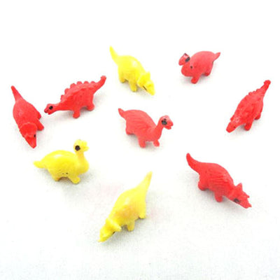 60 Pcs Amazing Dinosaur Eggs Water Growing Hatching Toy