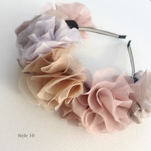 Load image into Gallery viewer, Floral Crown | Silk flower headband