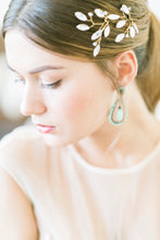 Load image into Gallery viewer, GRACE | Crystal branches bridal hair pins - byKatriin