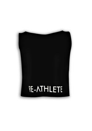 'Black' Crop Top
