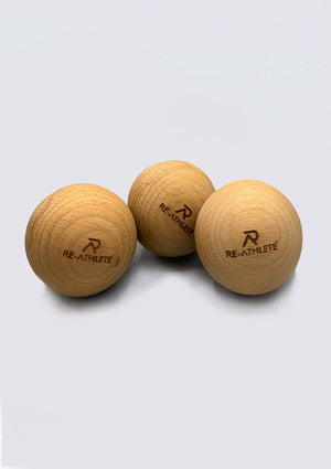 Re-Athlete Holz Faszienball