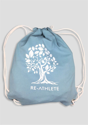 Re-Athlete 'Spread your roots' Gym Bag