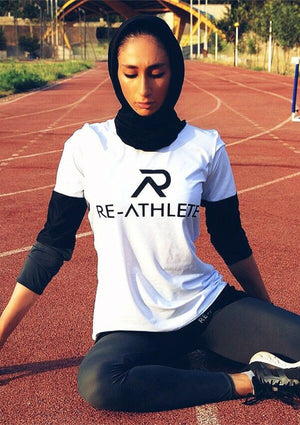 'Tricolor' Longsleeve - Re-Athlete