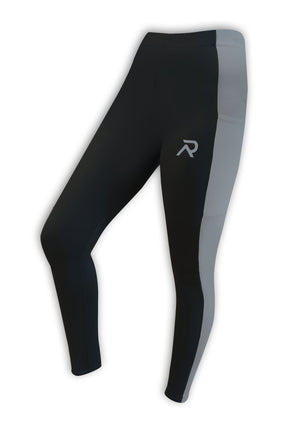 Re-Athlete 'Black Recess' Leggings