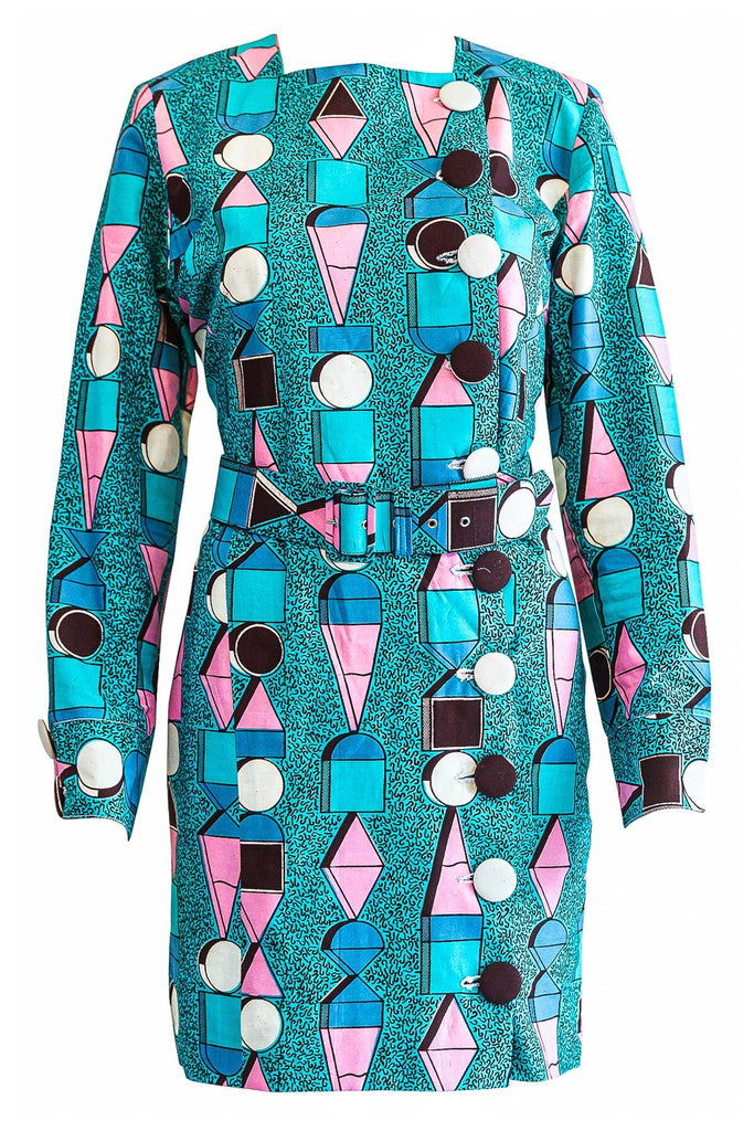 Peggy Guggenheim Mini Dress Dress Maakola