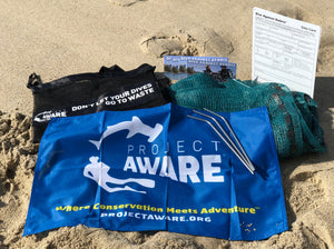 AWARE Ocean Clean-up Kit