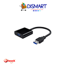 Cable Adaptador USB 3.0 a VGA hembra