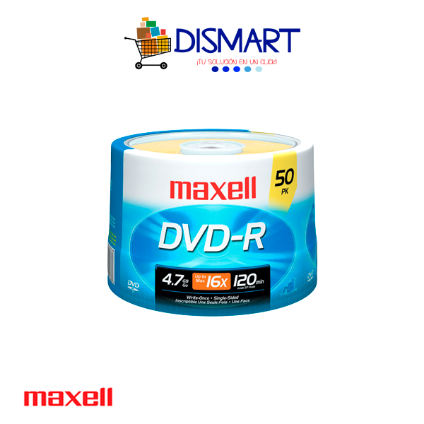 DVD-R Regrabable de 4.7GB