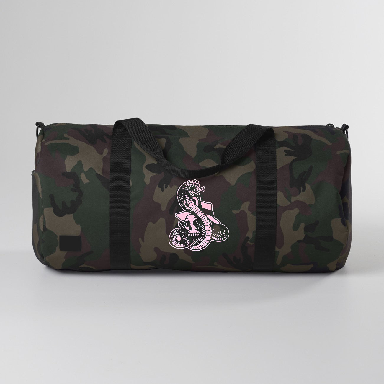Nothing But Snakes Duffel Bag