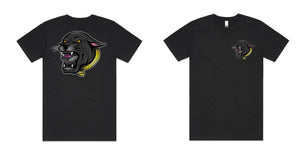 LS Panther Tee - Black