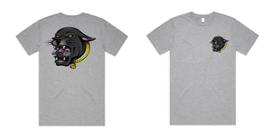 RB Panther Tee - Grey
