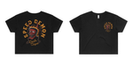 Speed Demon Crop Tee