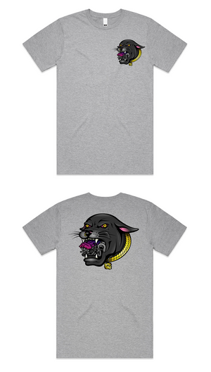 SR20 Panther Tee - Grey