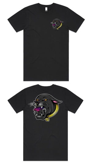SR20 Panther Tee - Black