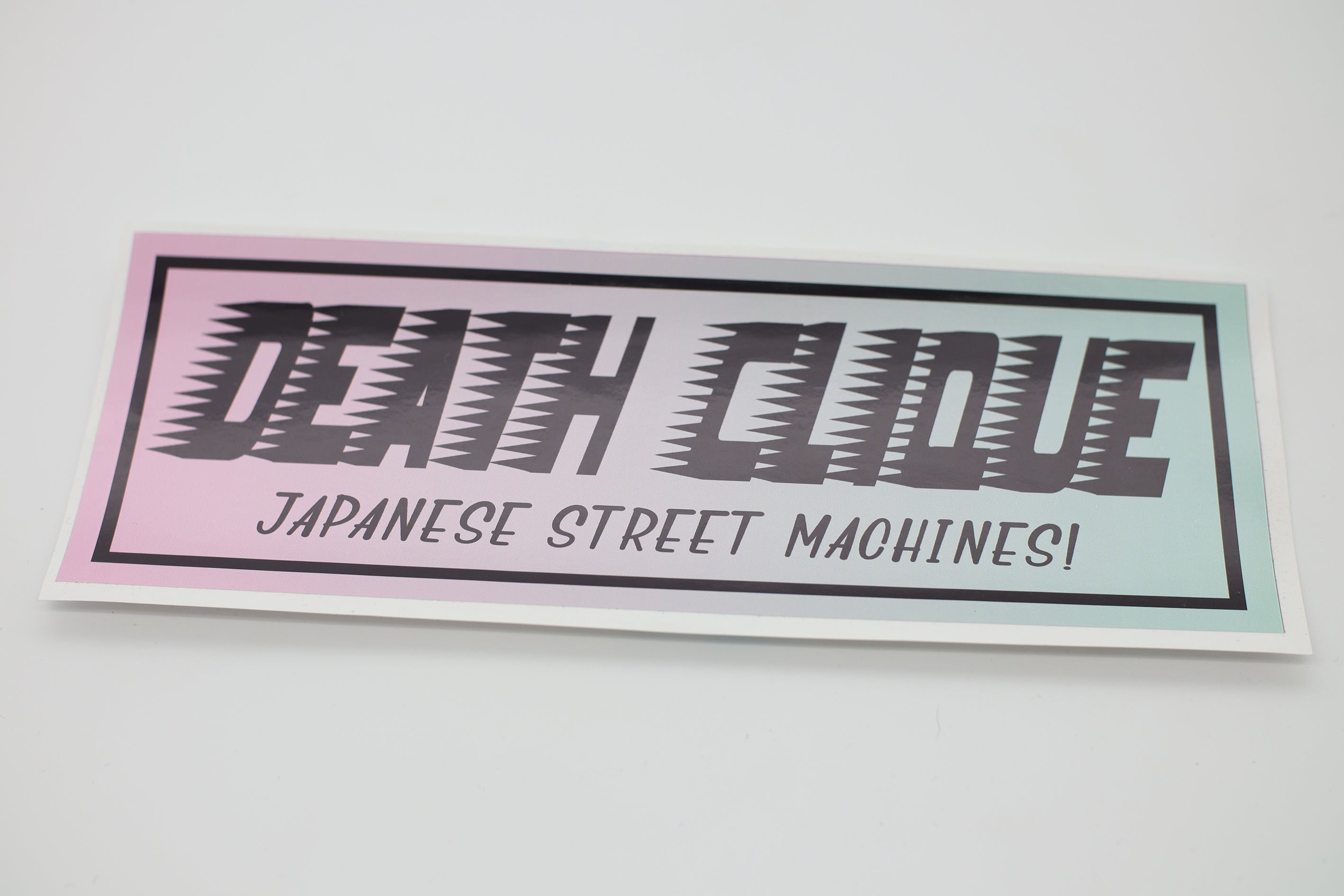 Japanese Street Machines Stickers