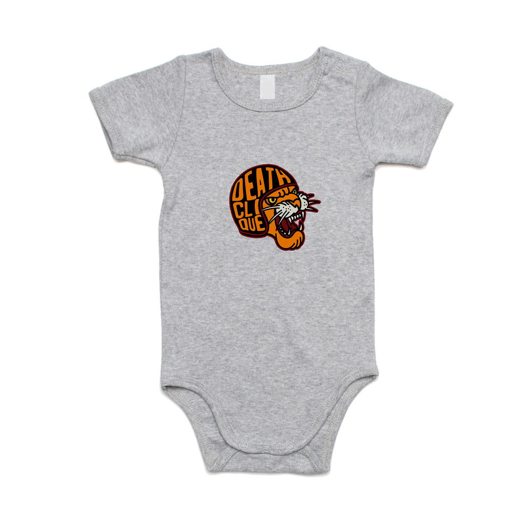 Death Tiger Baby One Piece