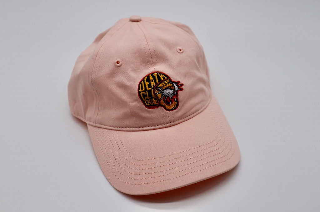 Death Tiger Embroidered Dad Cap
