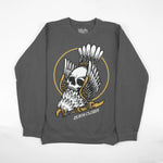 Screaming Eagle Crewneck - Vintage Black