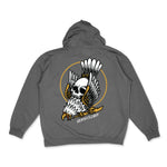 Screaming Eagle Hoodie - Vintage Black