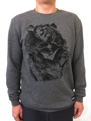 Moon bear sweatshirt