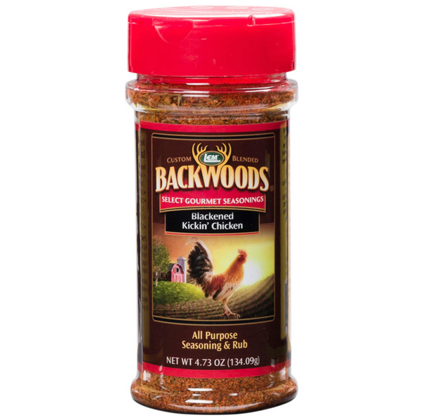 LEM Backwoods Blackened Kickin' Chicken Rub