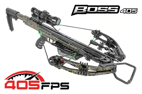 Killer Instinct Crossbow Boss 405