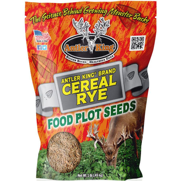 One Pound Bag of Cereal Rye Seeds