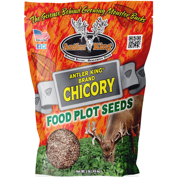 One Pound Bag of Chicory Food Plot Seeds